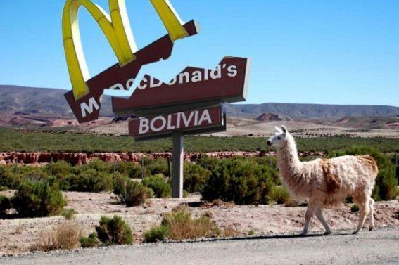 Las razones por las que en Bolivia no hay McDonald's