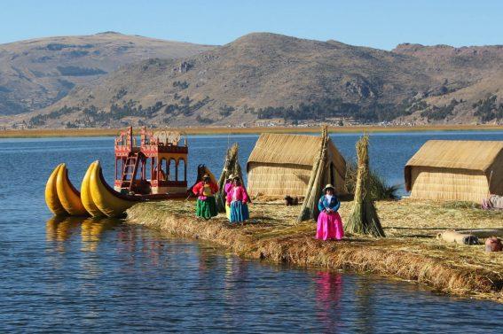 5 Lugares Turísticos Para Visitar en Perú