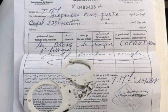Por Qué me Detuvieron por Tener un Dron en Marruecos