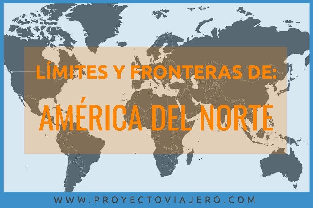 limites de america del norte